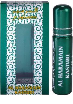 Al Haramain Kasturi óleo perfumado para mulheres