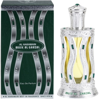 Al Haramain Musk Al Ghazal eau de parfum mixte