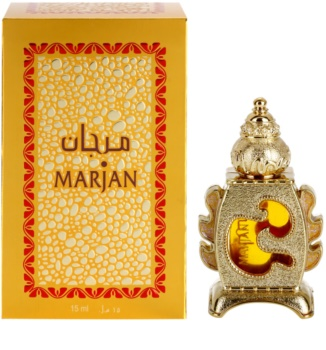 Al Haramain Marjan olio profumato unisex
