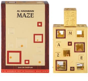Al Haramain Maze eau de parfum unissexo