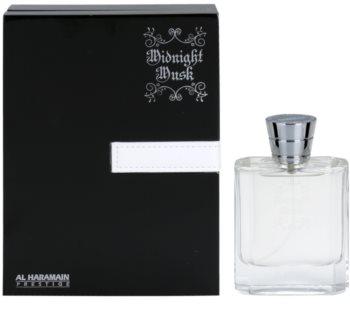 Al Haramain Midnight Musk Eau de Parfum mixte