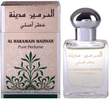 Al Haramain Madinah parfémovaný olej unisex