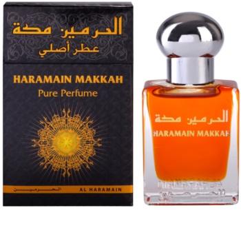 Al Haramain Makkah geparfumeerde olie  Unisex