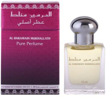 Al Haramain Mukhallath olio profumato unisex