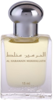 Al Haramain Mukhallath Hajustettu Öljy Unisex