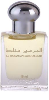 Al Haramain Mukhallath huile parfumée mixte