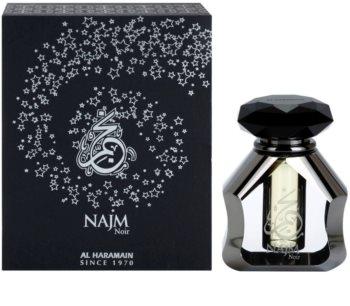 Al Haramain Najm Noir óleo perfumado unissexo