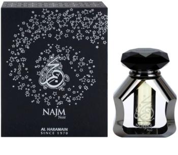 Al Haramain Najm Noir perfumed oil Unisex