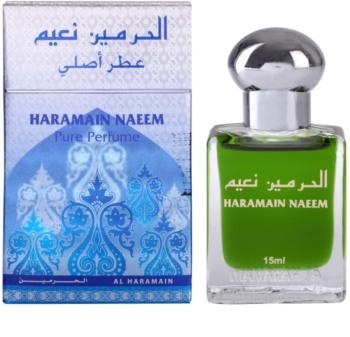 Al Haramain Haramain Naeem olio profumato unisex