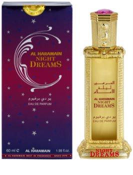 Al Haramain Night Dreams Eau de Parfum für Damen