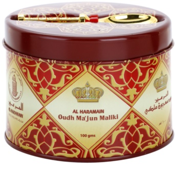 Al Haramain Oudh Ma'Jun Mailki frankincense
