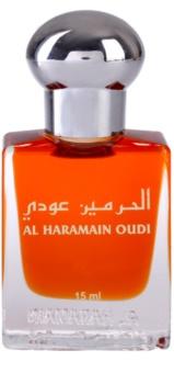Al Haramain Oudi Hajustettu Öljy Unisex