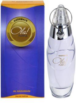 Al Haramain Ola! Purple eau de parfum da donna