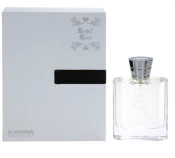 Al Haramain Royal Rose woda perfumowana unisex