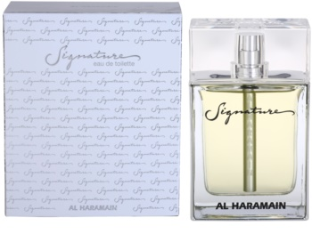 Al Haramain Signature Eau de Toilette para hombre