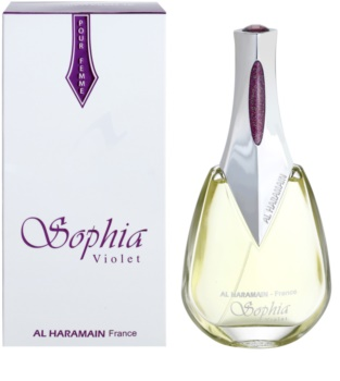Al Haramain Sophia Violet Eau de Parfum for Women