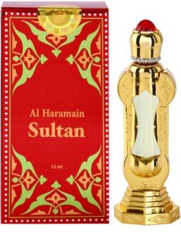 Al Haramain Sultan huile parfumée mixte