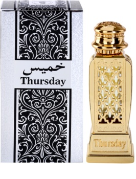 Al Haramain Thursday olio profumato da donna