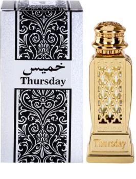 Al Haramain Thursday perfumed oil for Women