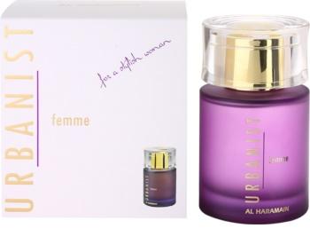 Al Haramain Urbanist Femme Eau de Parfum voor Vrouwen