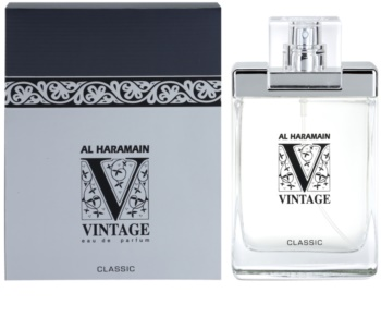 Al Haramain Vintage Classic eau de parfum per uomo