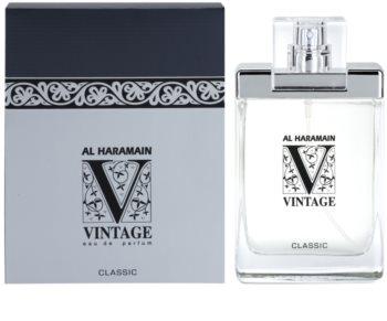 Al Haramain Vintage Classic Eau de Parfum για άντρες