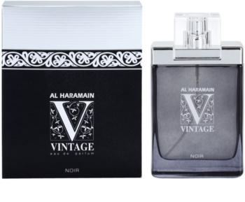 Al Haramain Vintage Noir eau de parfum pentru bărbați