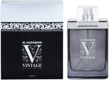 Al Haramain Vintage Noir Eau de Parfum voor Mannen