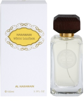 Al Haramain White Leather eau de parfum unissexo