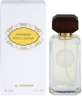 Al Haramain White Leather parfumska voda uniseks