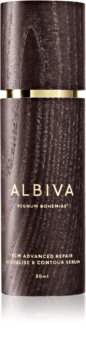Albiva ECM Advanced Repair Revitalise & Contour Serum crème hydratante pour restaurer la surface de la peau