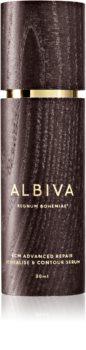 Albiva ECM Advanced Repair Revitalise & Contour Serum ревитализиращ серум за възобновяване на повърхността на кожата