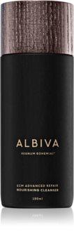 Albiva ECM Advanced Repair Nourishing Cleanser gel démaquillant purifiant nutrition et hydratation