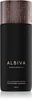 Albiva ECM Advanced Repair Nourishing Cleanser Make-up Reinigende Gel  voor Voeding en Hydratatie