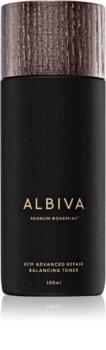 Albiva ECM Advanced Repair Balancing Toner lotion tonique illuminatrice nutrition et hydratation