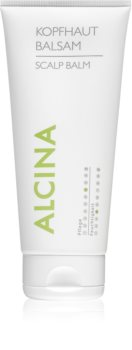Alcina Scalp Balm baume apaisant pour cuir chevelu sec avec démangeaisons