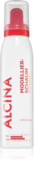 Alcina Modeling Mousse Styling Mousse Extra Strong Hold
