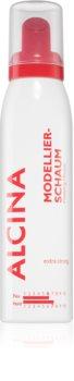 Alcina Modeling Mousse мусс для укладки волос экстрасильная фиксация