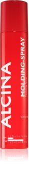 Alcina Molding Spray Restyling Hairspray With Extra Strong Fixation