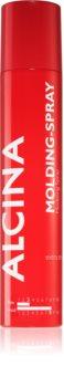 Alcina Molding Spray újraformázható hajlakk extra erős fixáló hatású