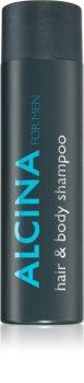 Alcina For Men Shampoo til hår og krop