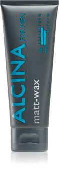 Alcina For Men mattító hajwax