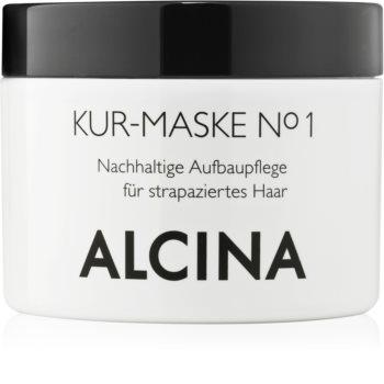 Alcina N°1 mascarilla intensa para cabello teñido