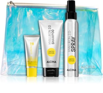 Alcina Hyaluron 2.0 Gift Set I. (For Dry Hair)