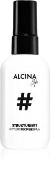 Alcina #ALCINA Style strukturáló hajformázó spray