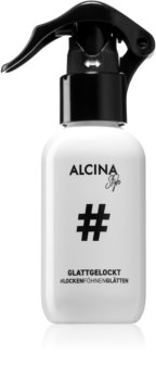 Alcina #ALCINA Style σπρέι για στέγνωμα μαλλιών για λείες μπούκλες