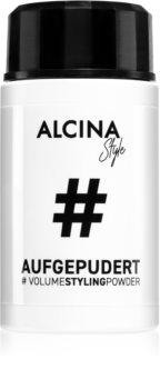 Alcina #ALCINA Style Muotoilu Jauhe Hiusten Volyymiin