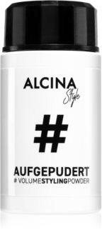 Alcina #ALCINA Style poudre coiffante pour le volume des cheveux