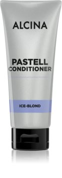 Alcina Pastell Refreshing Balm for Lightened, Cool Blonde Hair