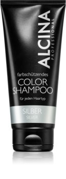 Alcina Color Silver szampon do zimnych odcieni blond